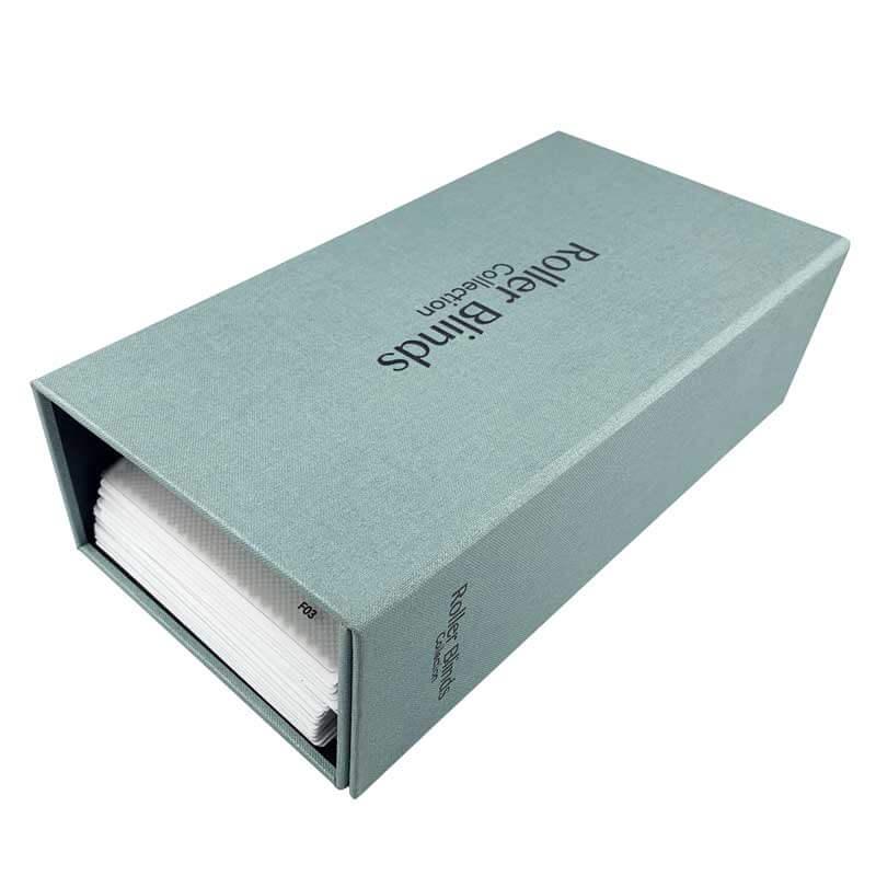 Custom Printed Products Sample Binders-6