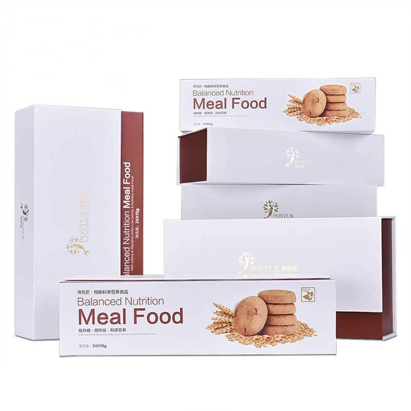 Biscuit Food Cookie Paper Gift Boxes Manufacturer Factory-1
