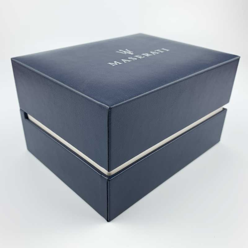 Custom Faux Leather Watch Boxes Supplier Factory (1)