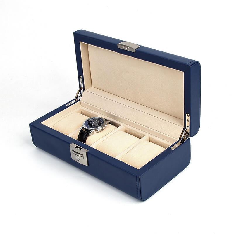 Best Leatherette Watch Storage Boxes Wholesale-3