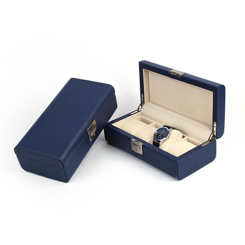 Best Leatherette Watch Storage Boxes Wholesale-4