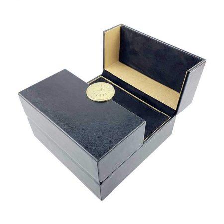 Luxury Leather Diamond Ring Boxes -1