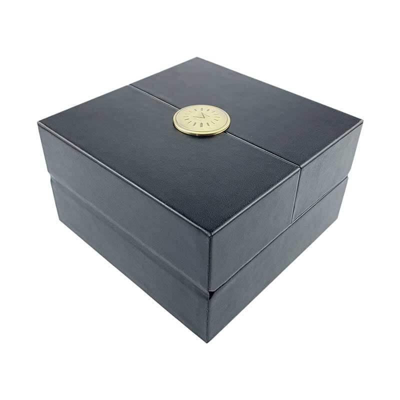 Luxury Leather Diamond Ring Boxes -5