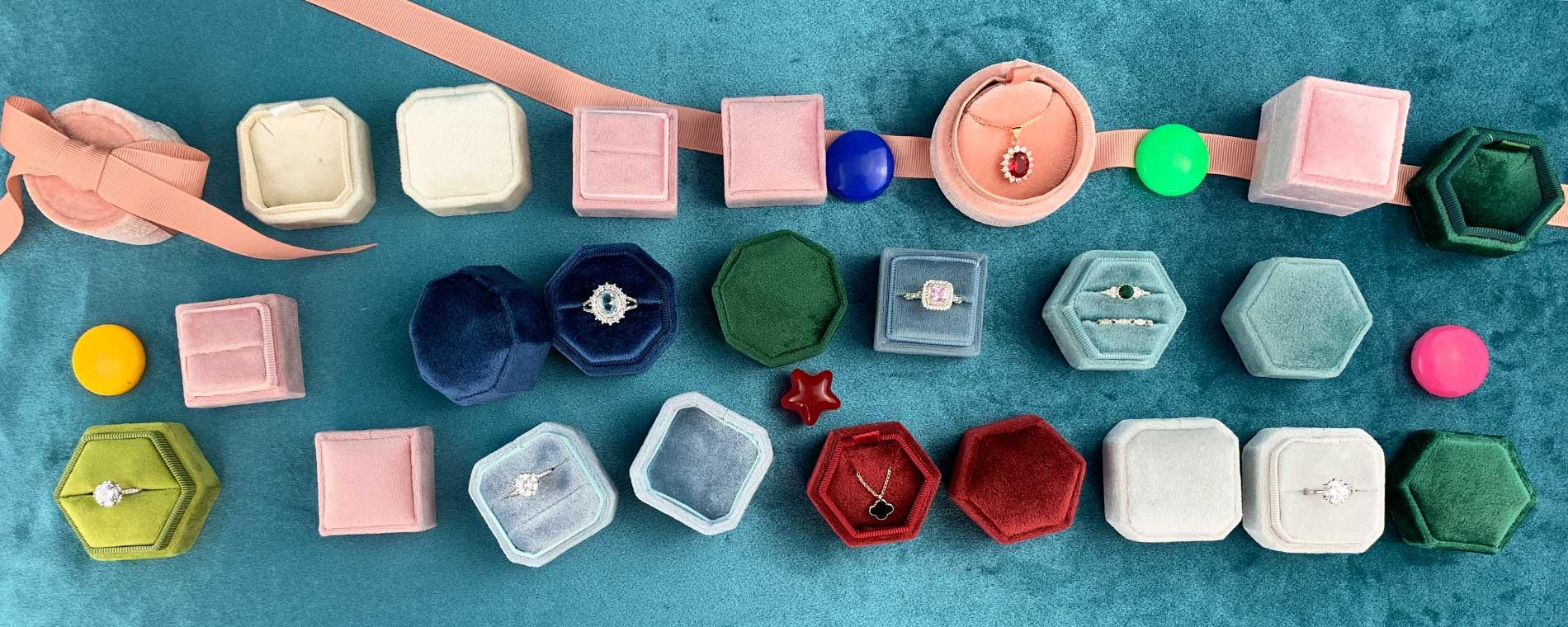 Velvet-Jewelry-Boxes