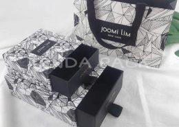 Custom Rigid Paper Drawer Jewelry Boxes-9