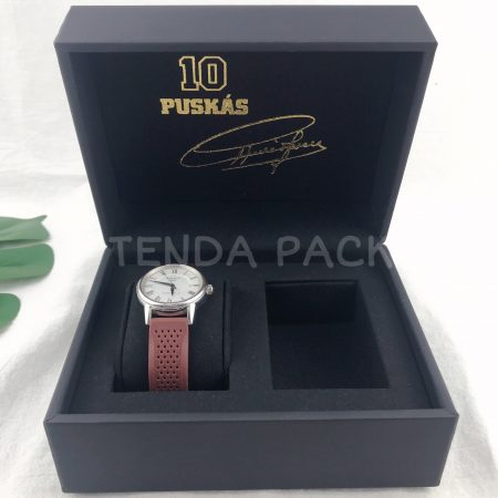 Custom High-quality Pu Leather His-and-Hers Watch Box-1