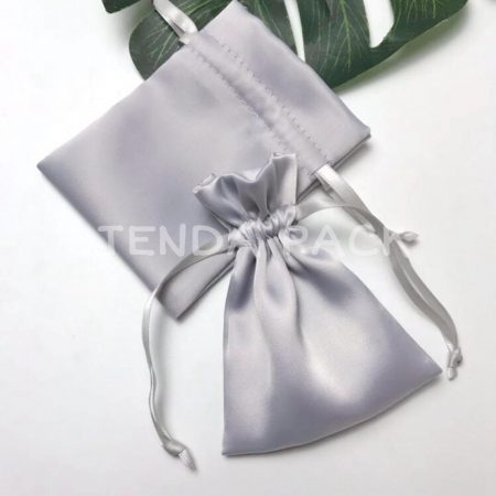 Soft and Smooth Satin Jewelry Pouch-4